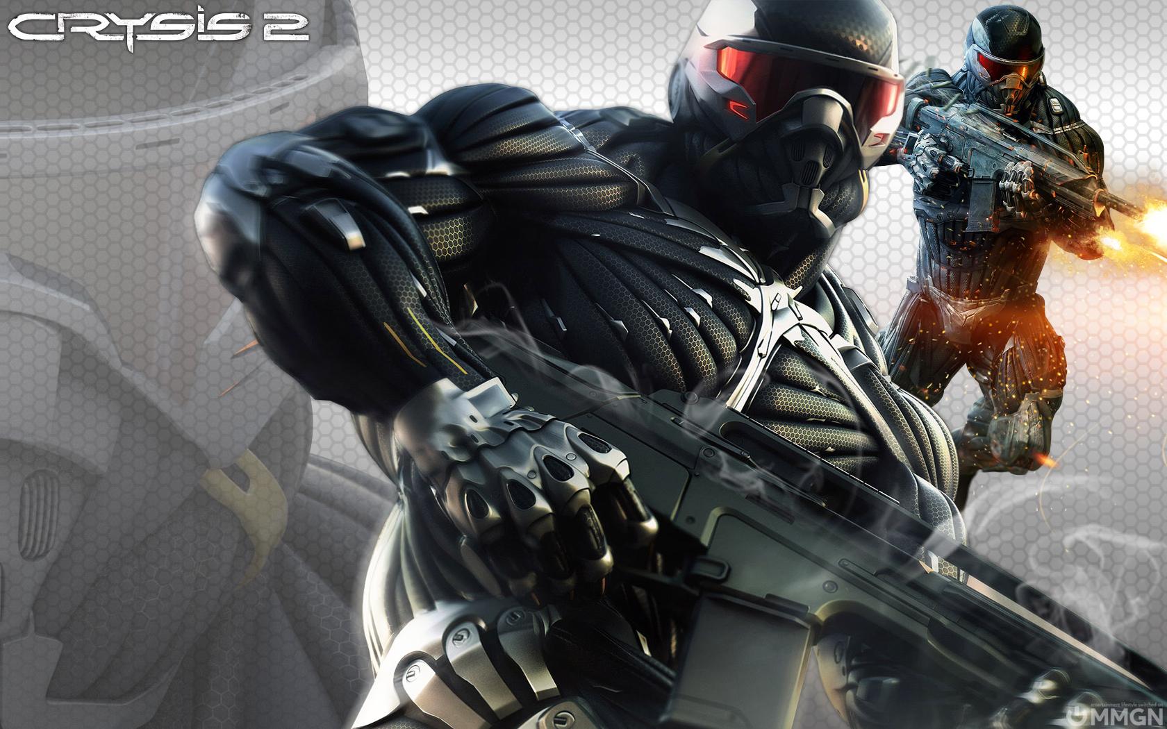 Crysis 2 Wallpapers   PS3 News MMGN Australia 1680x1050