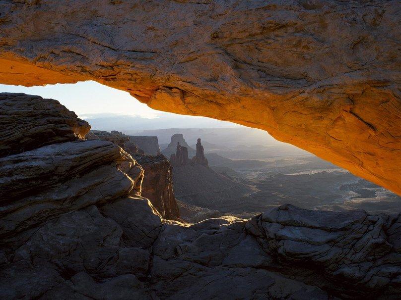 Mesa Arch Canyonlands Colorado Mesa Arch Canyonlands Utah wallpaper 808x606