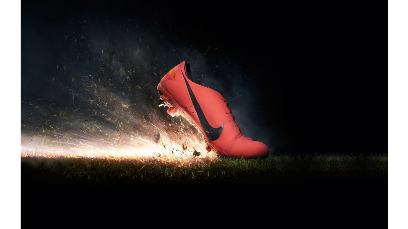 nike football wallpaper wallpapers55com   Best Wallpapers for PCs 1366x768