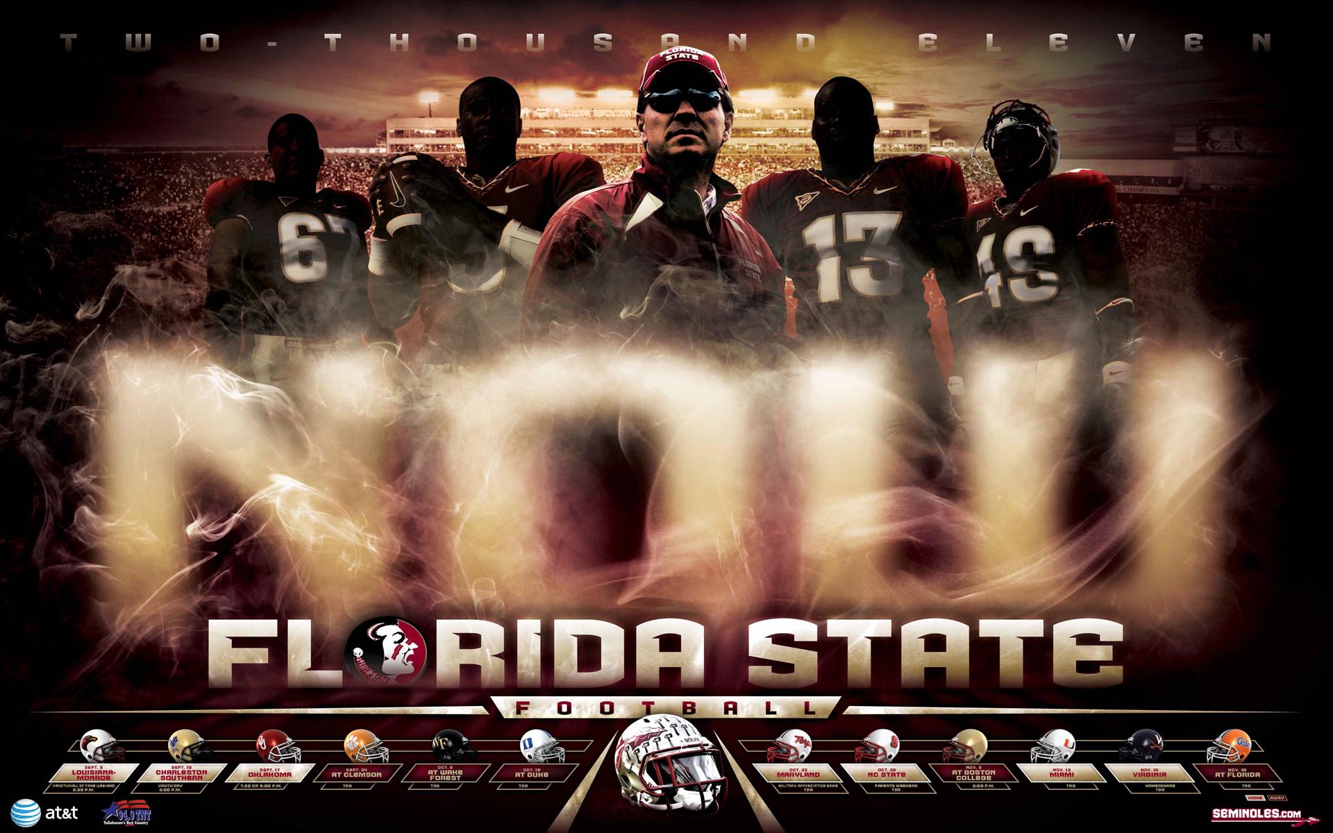 Florida state seminoles football wallpaper wallpapersafari florida state seminoles wallpaper florida state seminoles 1920x1200 voltagebd Gallery