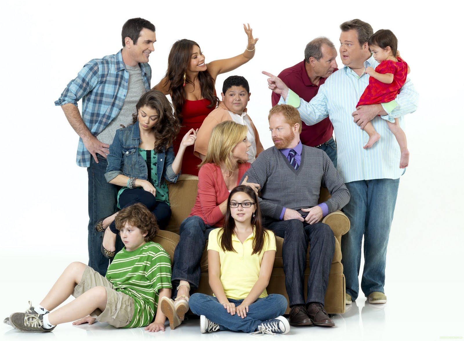 TV Show   Modern Family Wallpaper 1600x1176