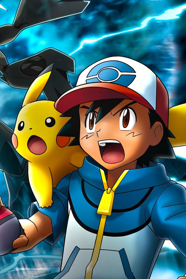 Pokemon iPhone Wallpapers HD iPhone Wallpaper Gallery 640x960