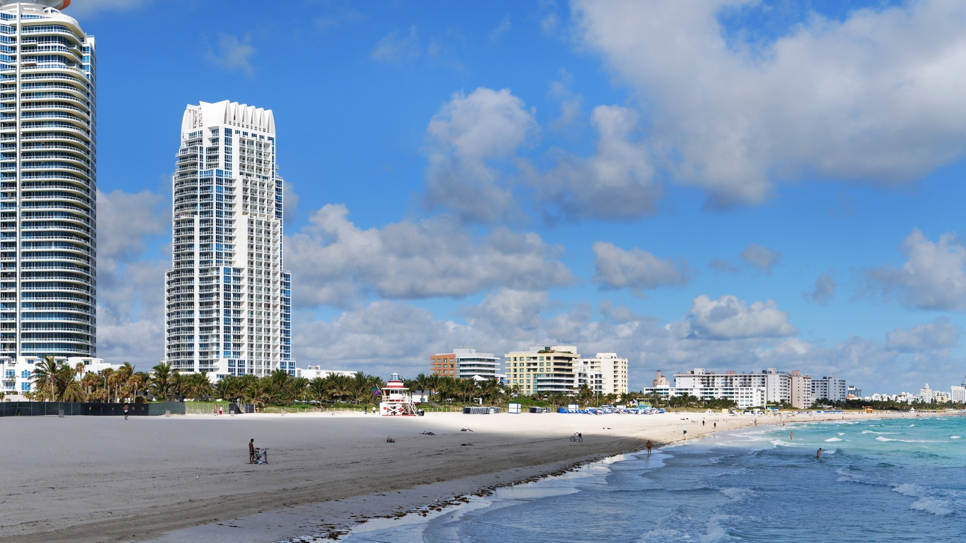 Miami Beach Wallpaper and Backgrounds   ThemeWallpaperscom 1920x1080