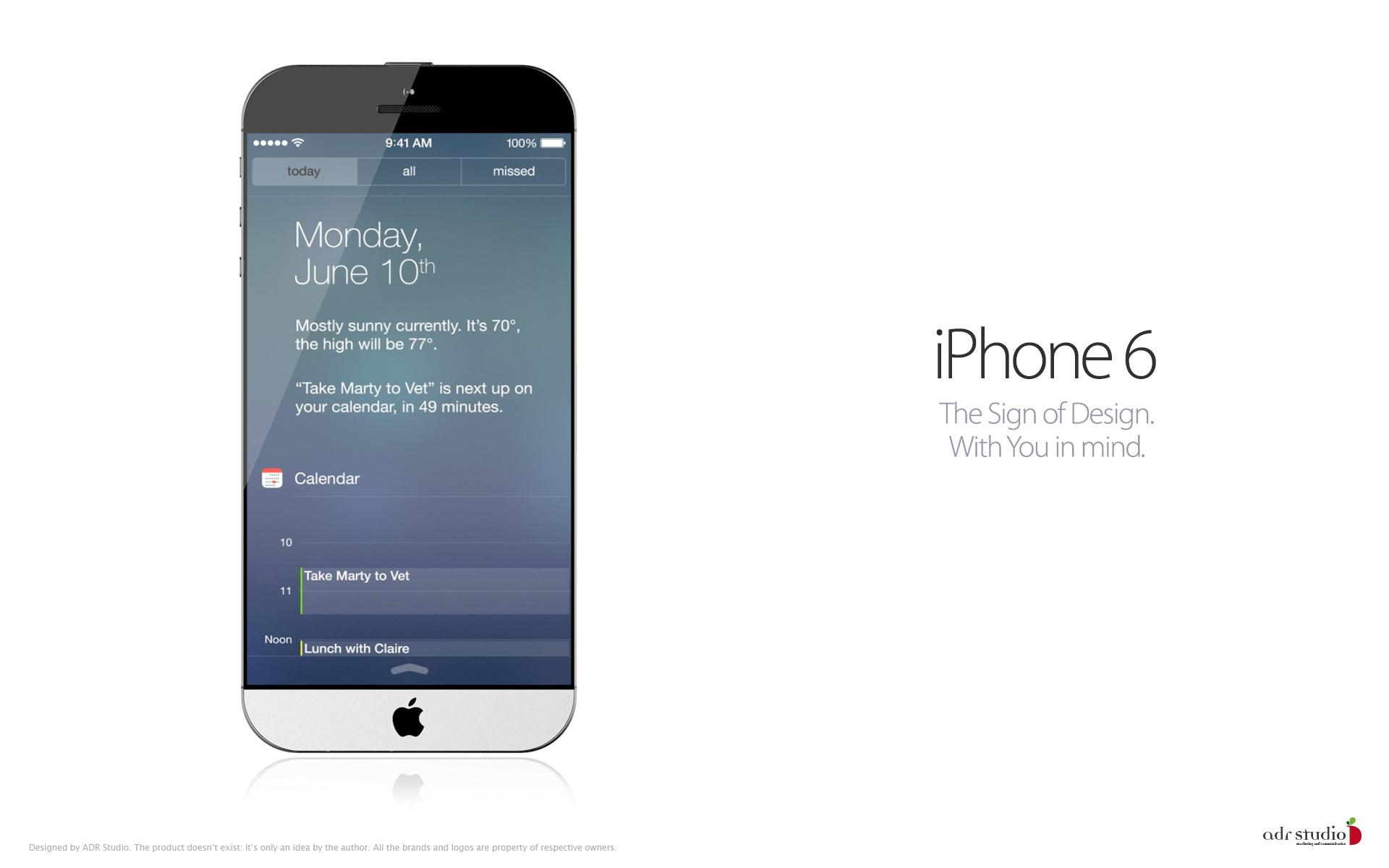 ADR Iphone6 08 iPhone 6 Design 1920x1200