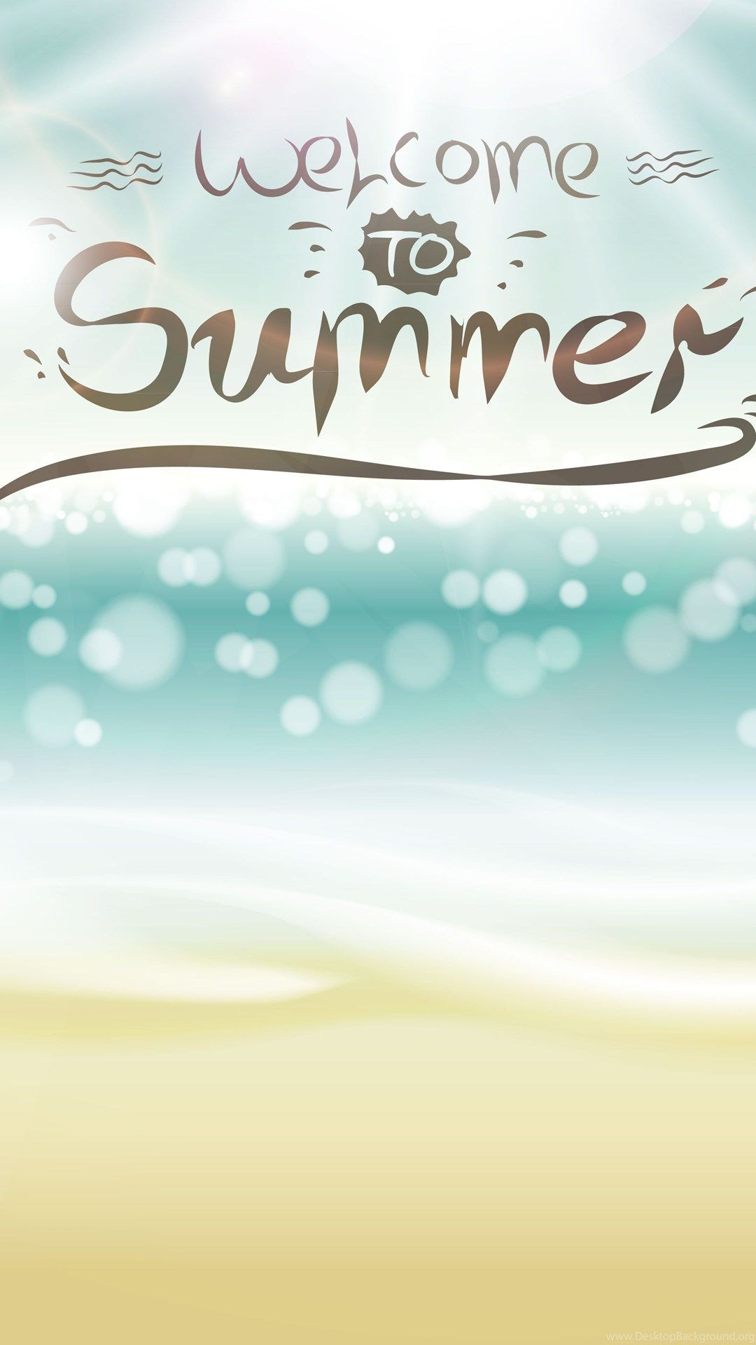Hello Summer iPhone Wallpaper Download iPhone Wallpaper in 1080x1920