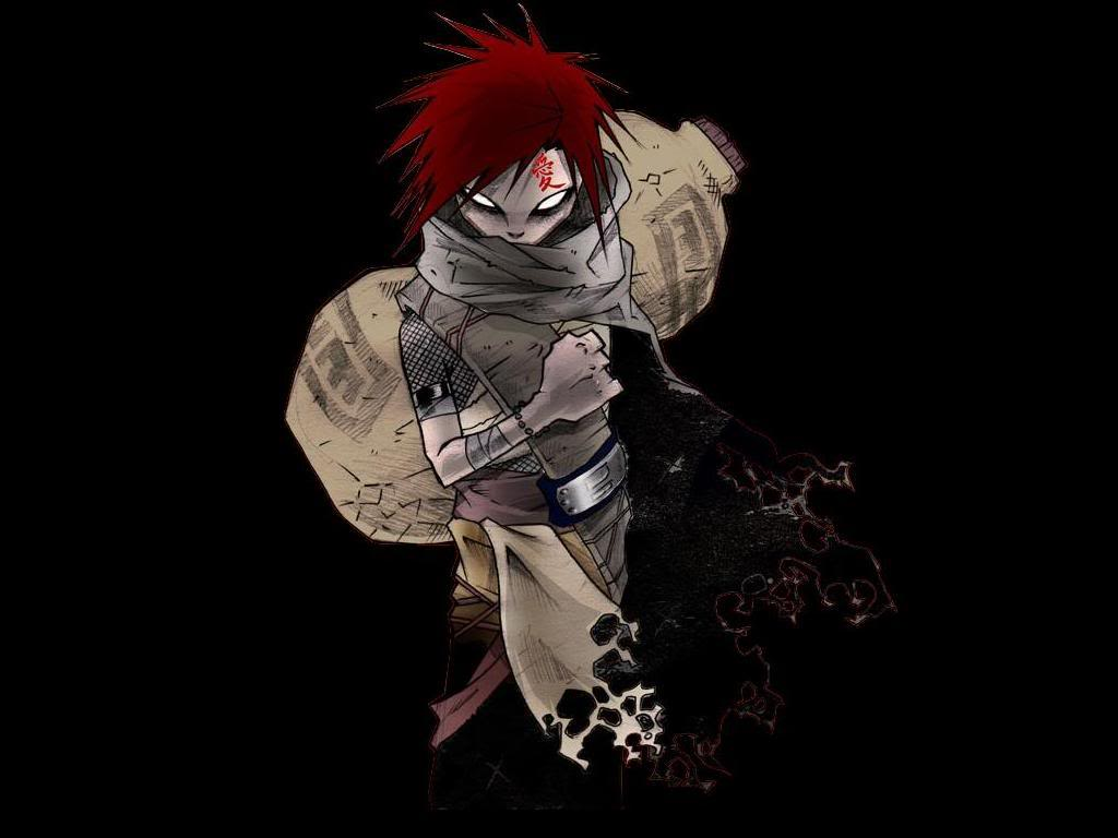 Gaara Wallpaper Gaara Desktop Background 1024x768