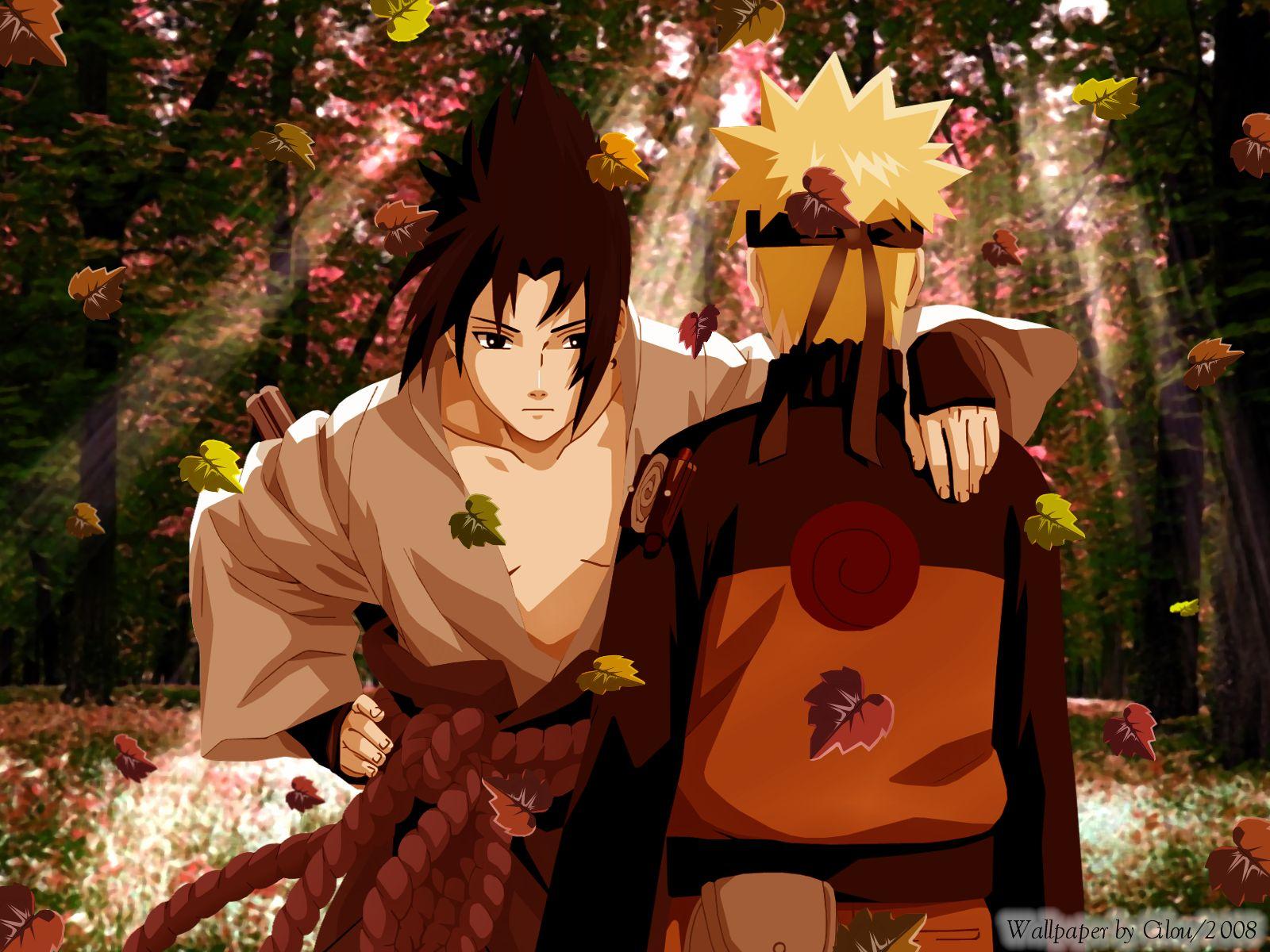 Wallpapers Naruto Shippuden 1600x1200