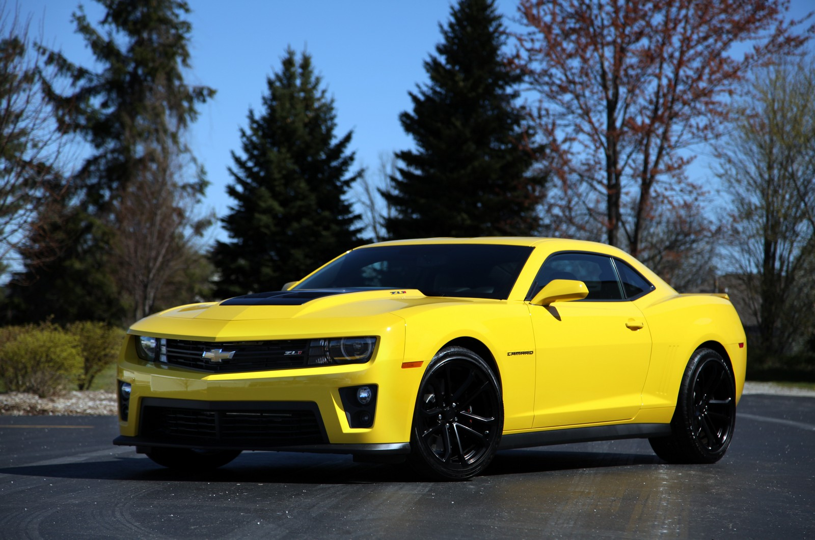 LINGENFELTER 2012 CAMARO ZL1 Computer Wallpapers Desktop Backgrounds 1600x1061