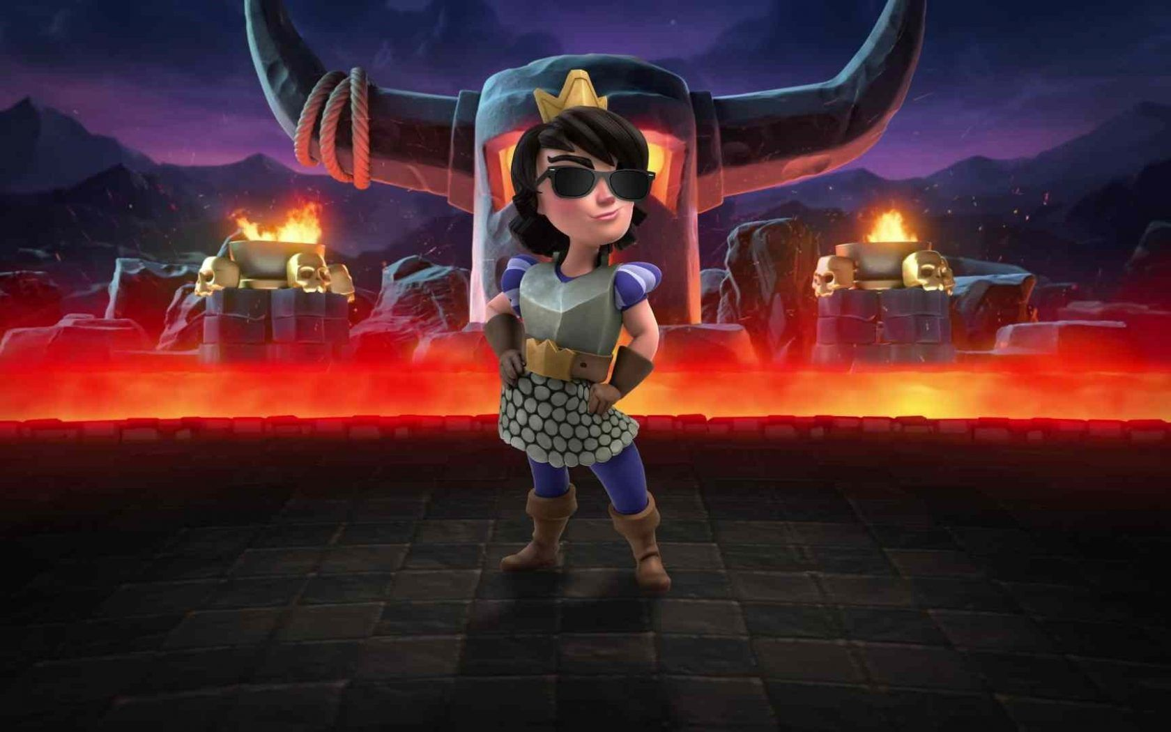 Pin by BORN IN UA on Clash royale Clash royale Clash of clans 1680x1050