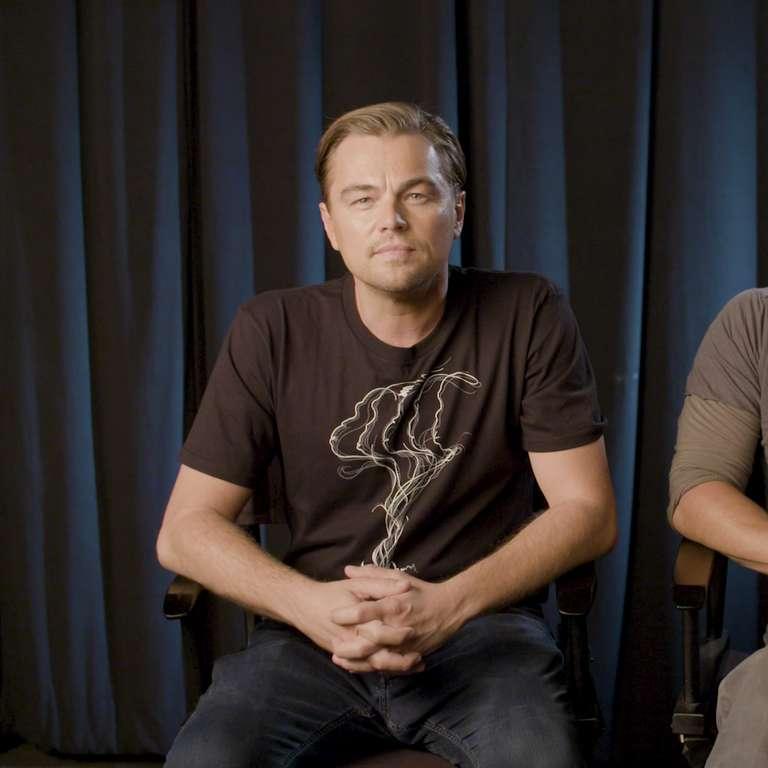 Leonardo DiCaprio and Brad Pitt on the 2018 Midterms   NowThis 768x768