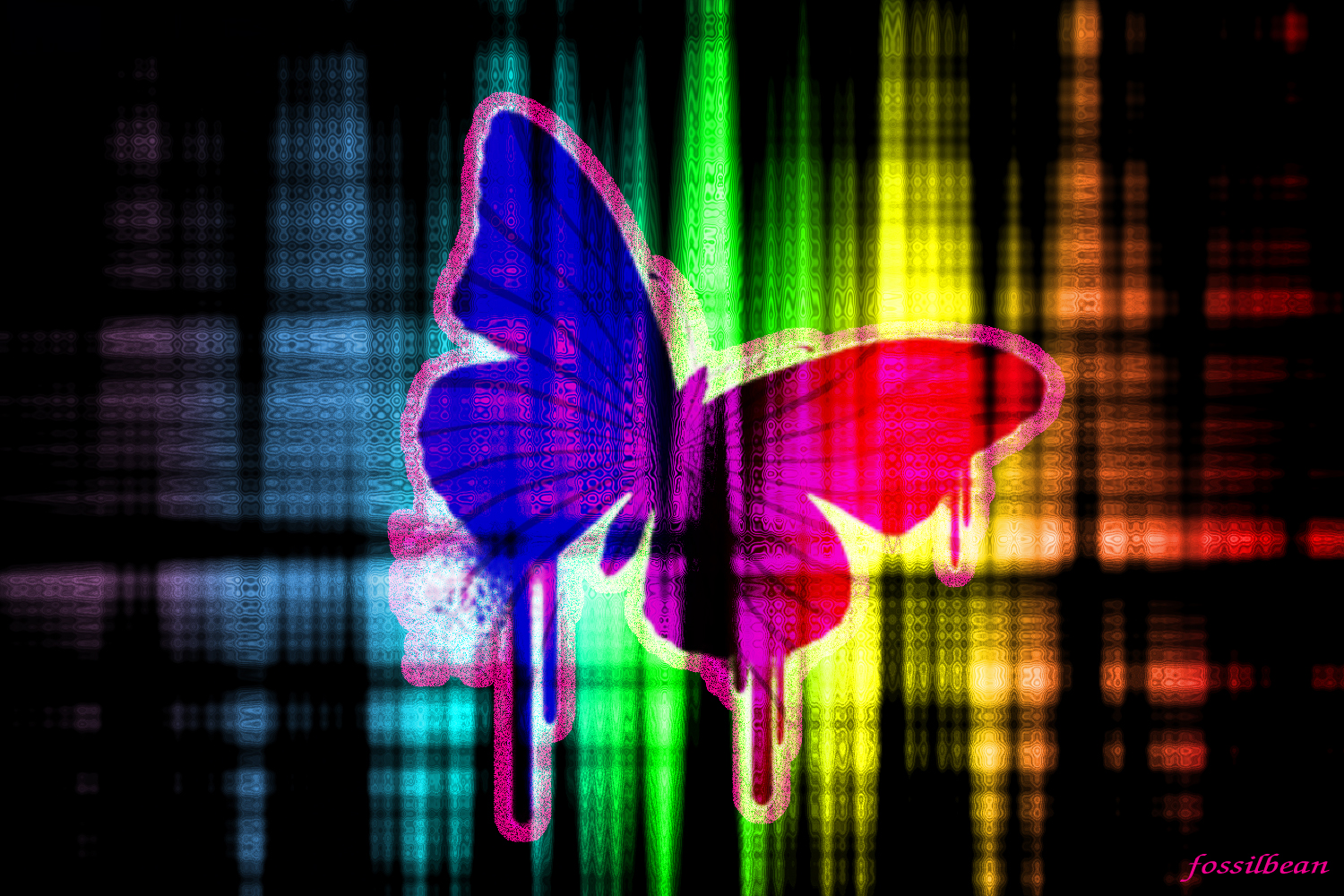 Colorful Butterfly Background   Wallpaper 30931 1500x1000