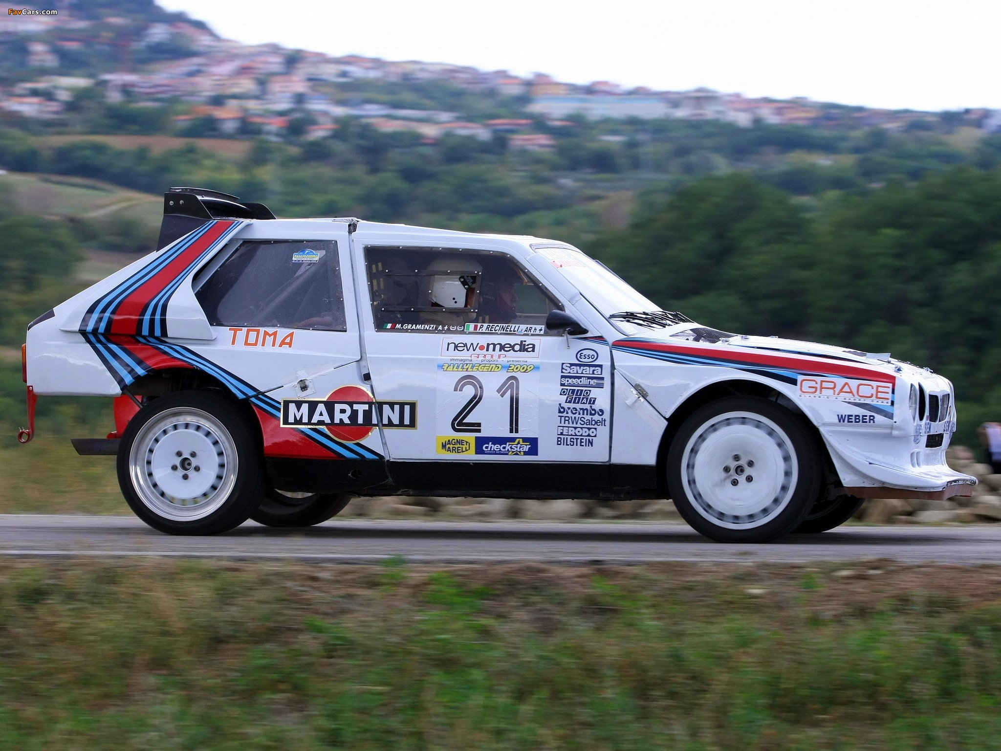 Lancia Racing Cars Picture Gallery and History - Lancia Racing ...