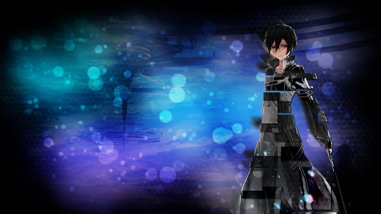 Sao Wallpaper Sao kurito wallpaper by 1280x720