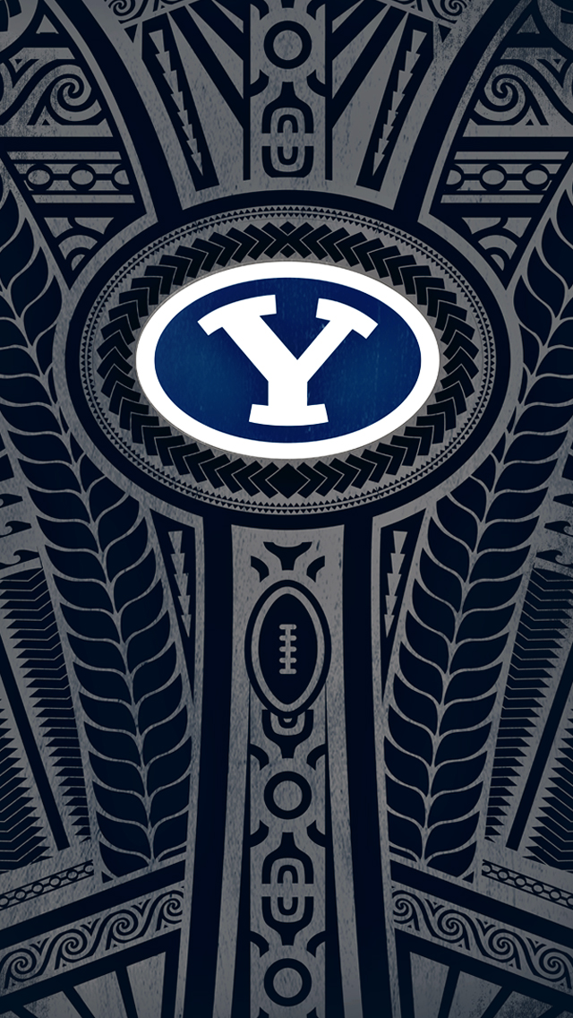 Latest Mens Football Wallpaper The Official Site of BYU Athletics 640x1136