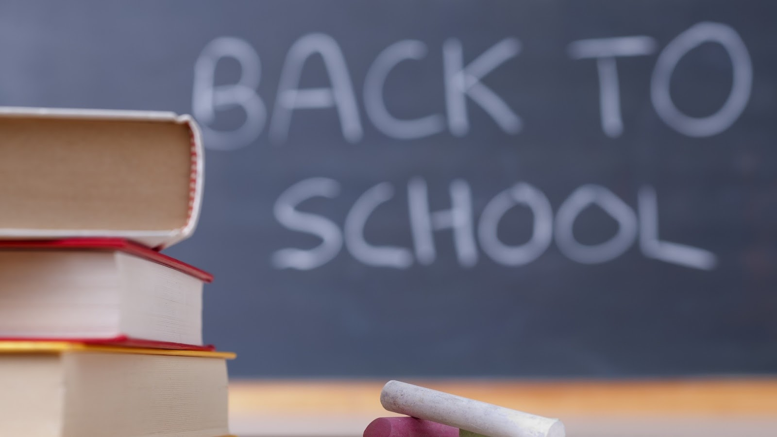 Wallpapers and pictures Back to school wallpaper 1600x900