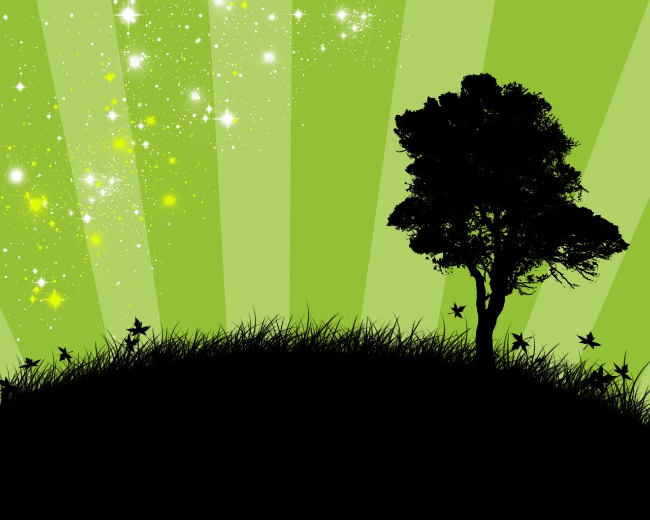 green 1280x1024