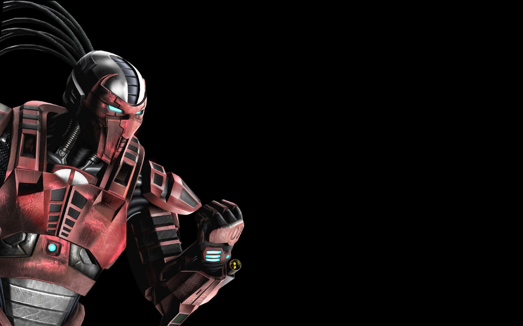 Mortal Kombat wallpaper Sektor Mortal Kombat games fan site 1680x1050