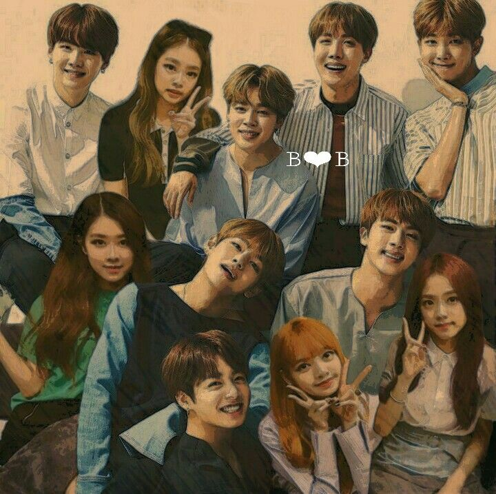 11+ BTS And Blackpink Wallpapers on WallpaperSafari