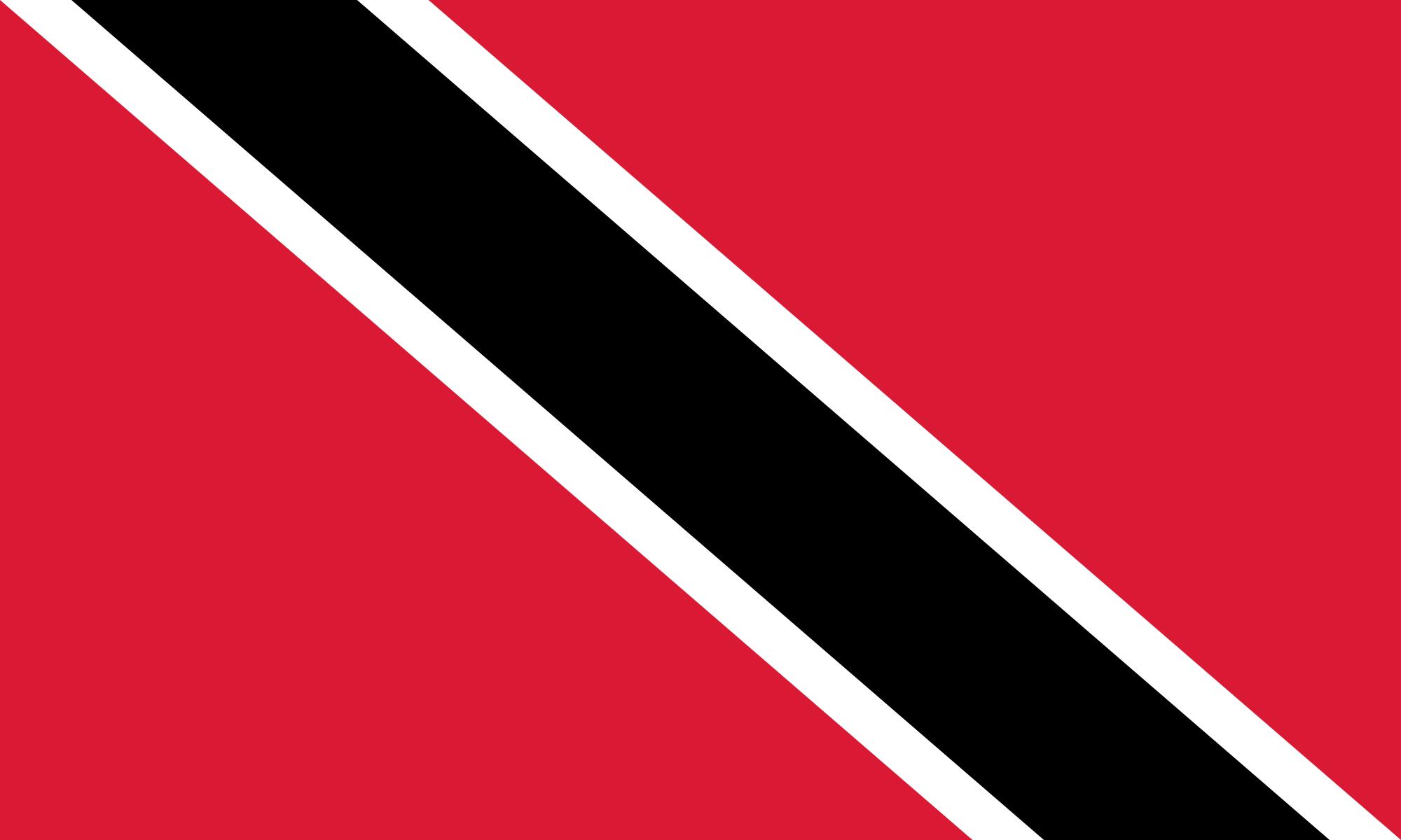 Flag of Trinidad and Tobago   Wikipedia 2000x1200