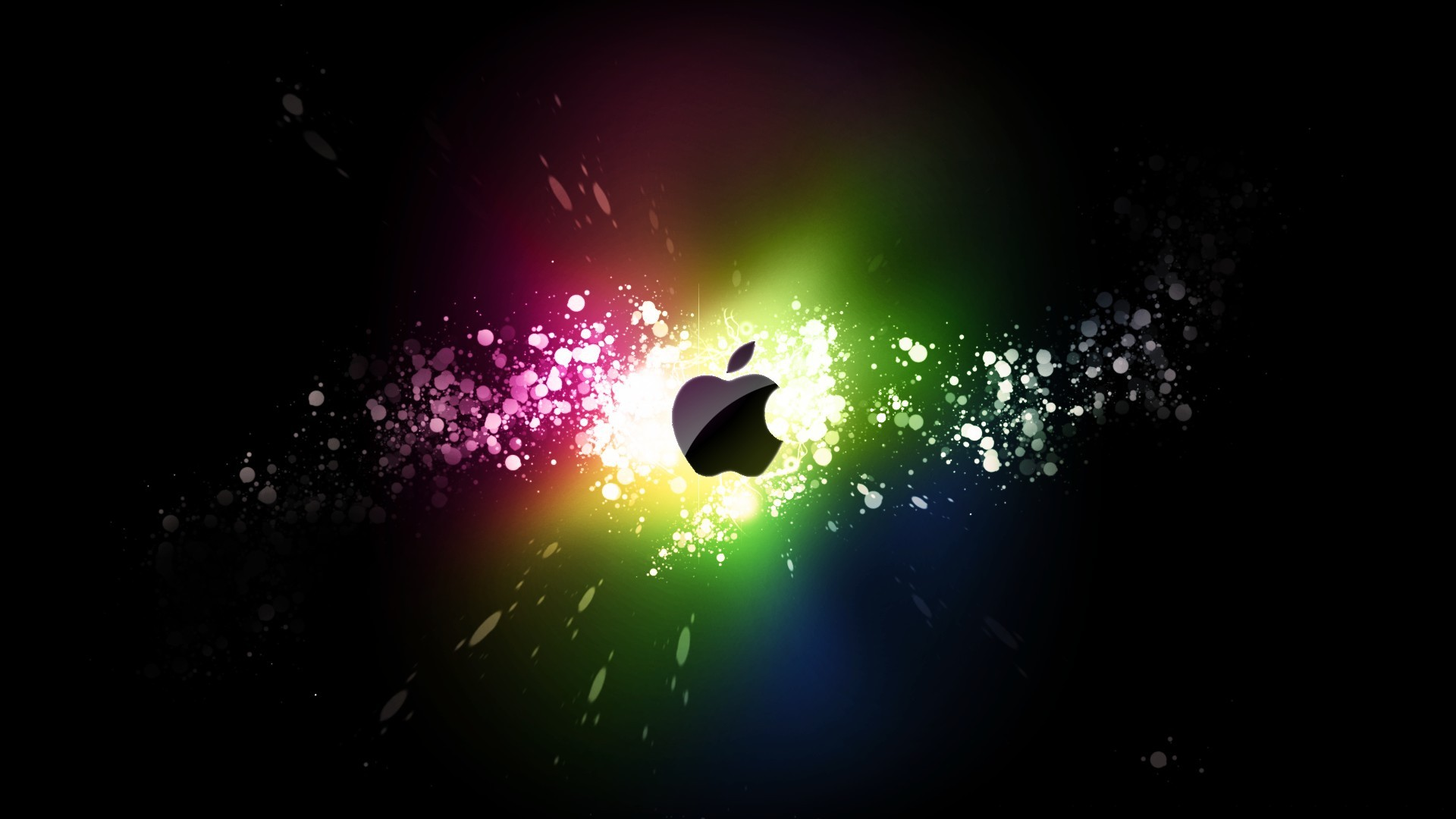 Apple 3d Background Widescreen 1 Download Desktop Wallpapers HD 1920x1080