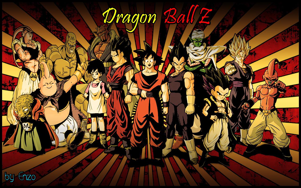 Dragon Ball Z Super Saiyan Wallpaper HD 4454 Wallpaper 1280x800