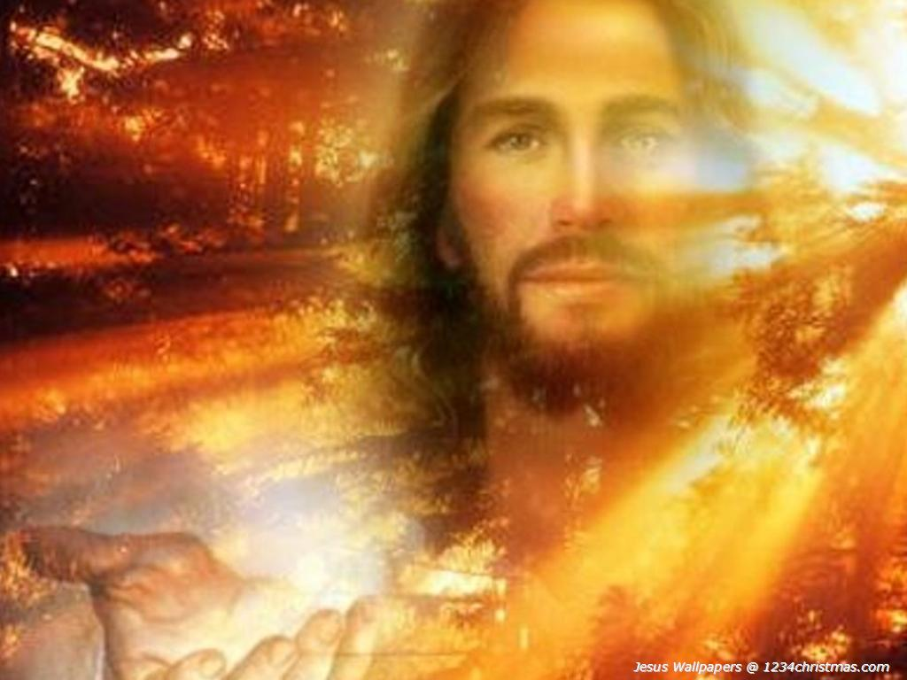 Jesus Wallpapers For Desktop Soft Wallpapers 1024x768