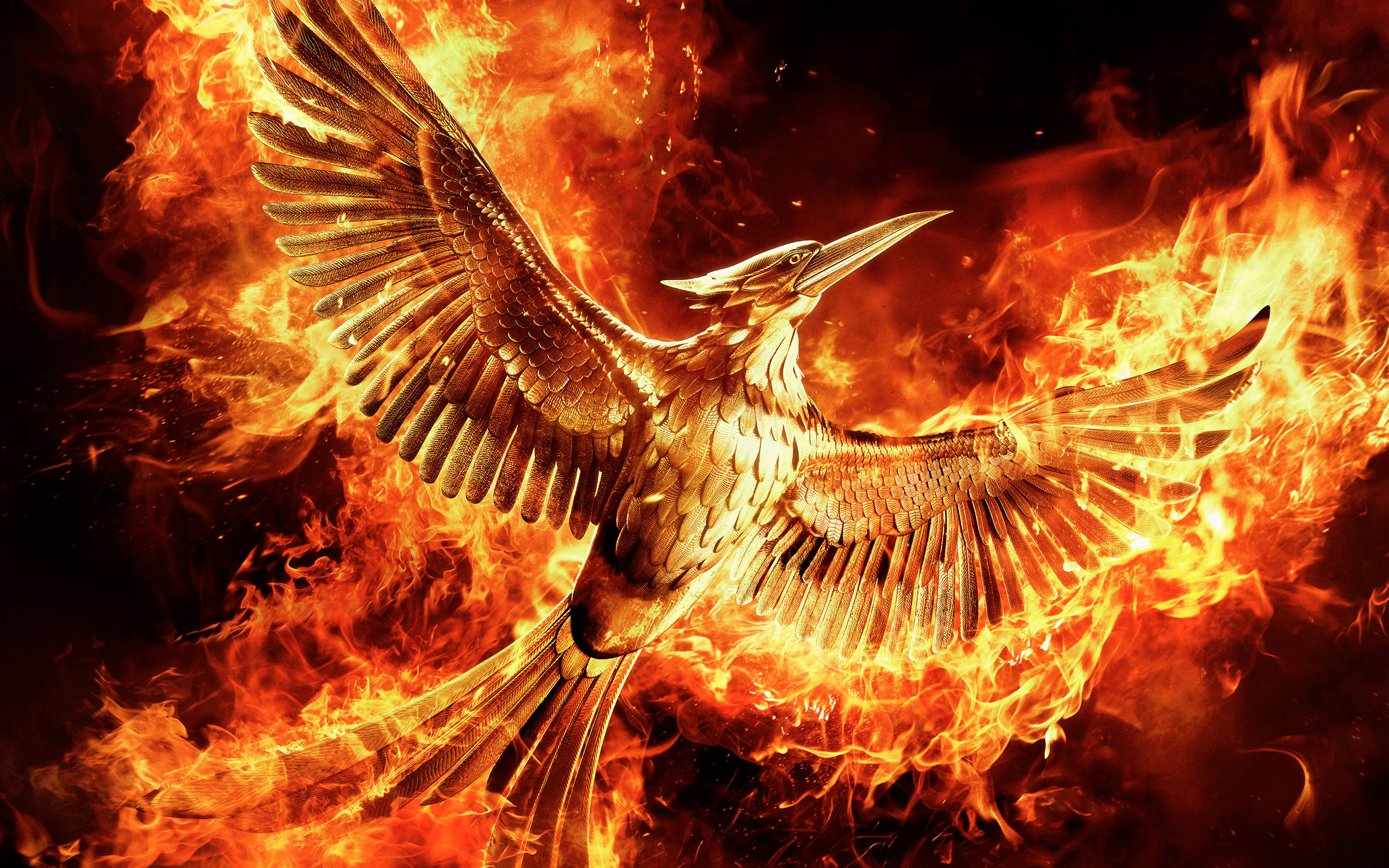 Hunger Games Mockingjay Part 2 Wallpapers   HD Wallpapers 103769 2880x1800