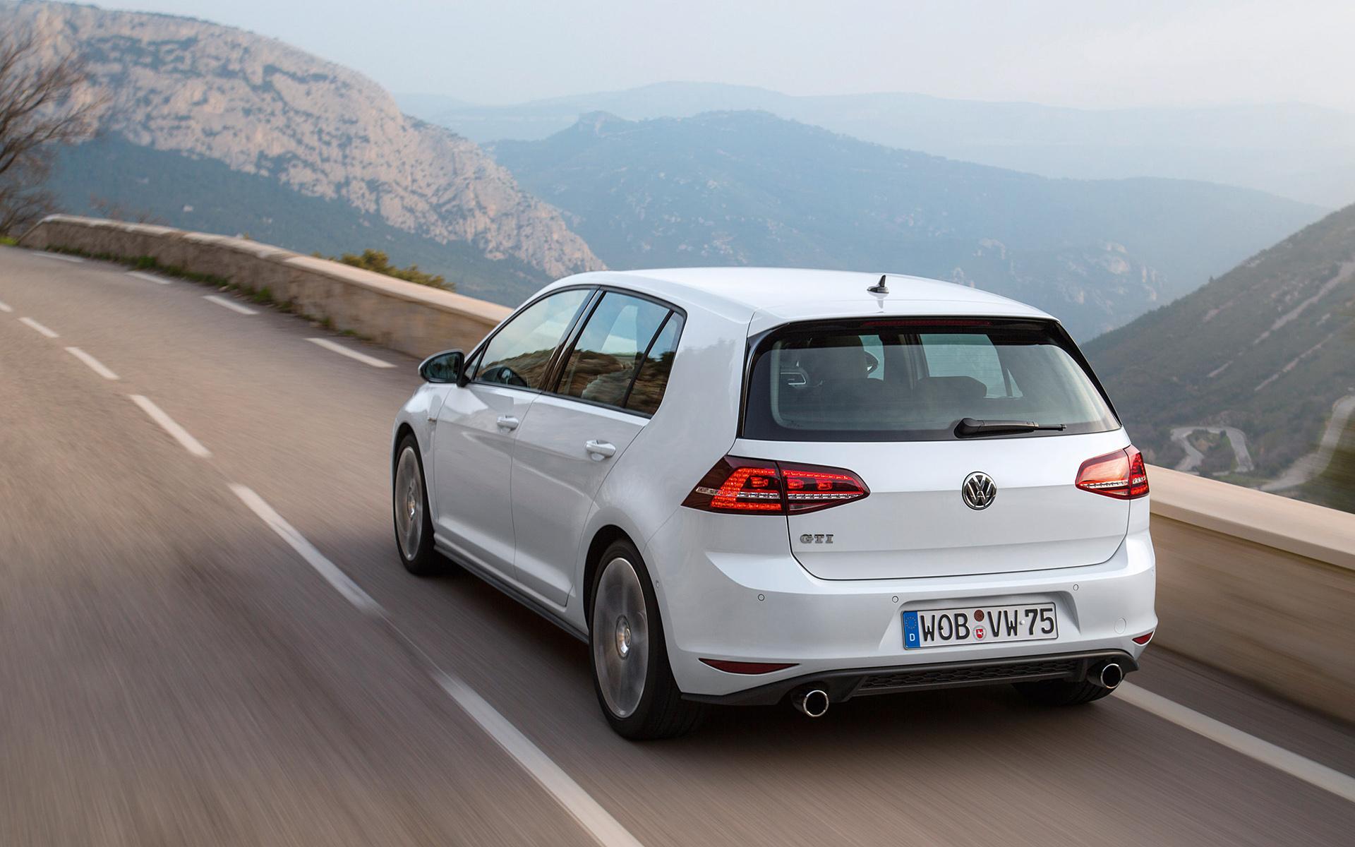 Volkswagen GTI 2014 Wallpaper   Vdub Newscom 1920x1200