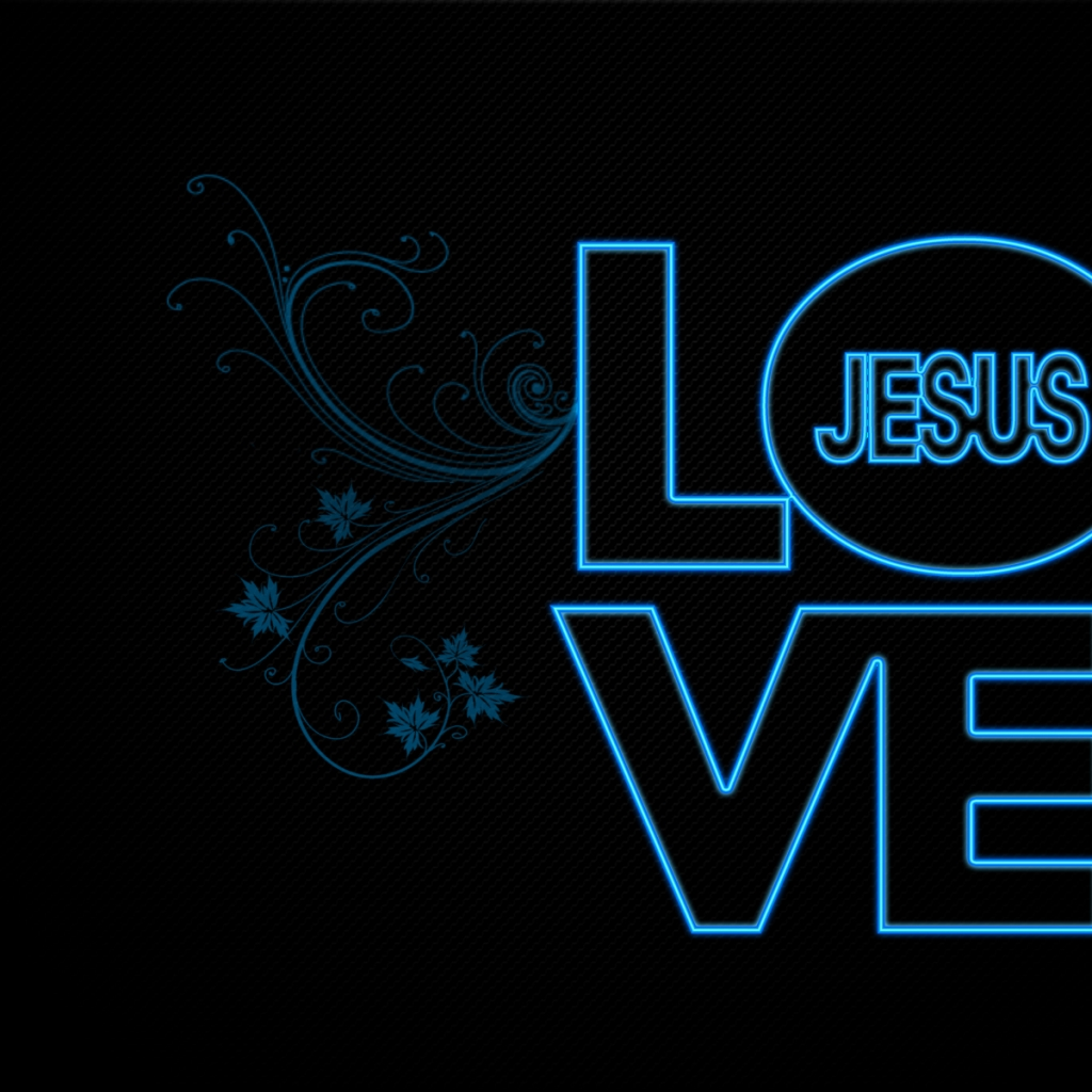 Displaying 13 Images For   I Love Jesus Wallpaper 1024x1024