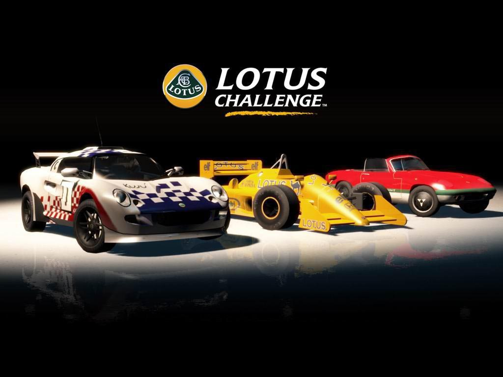 Free Download Lotus Challenge Wallpapers 1024x768 For Your