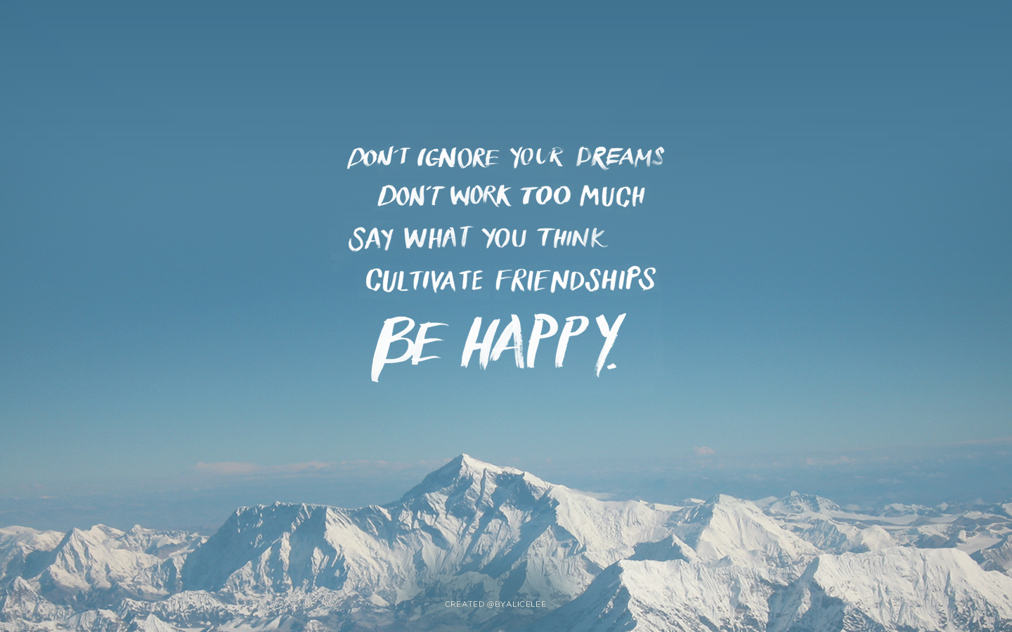 happy life quotes wallpapers-#43