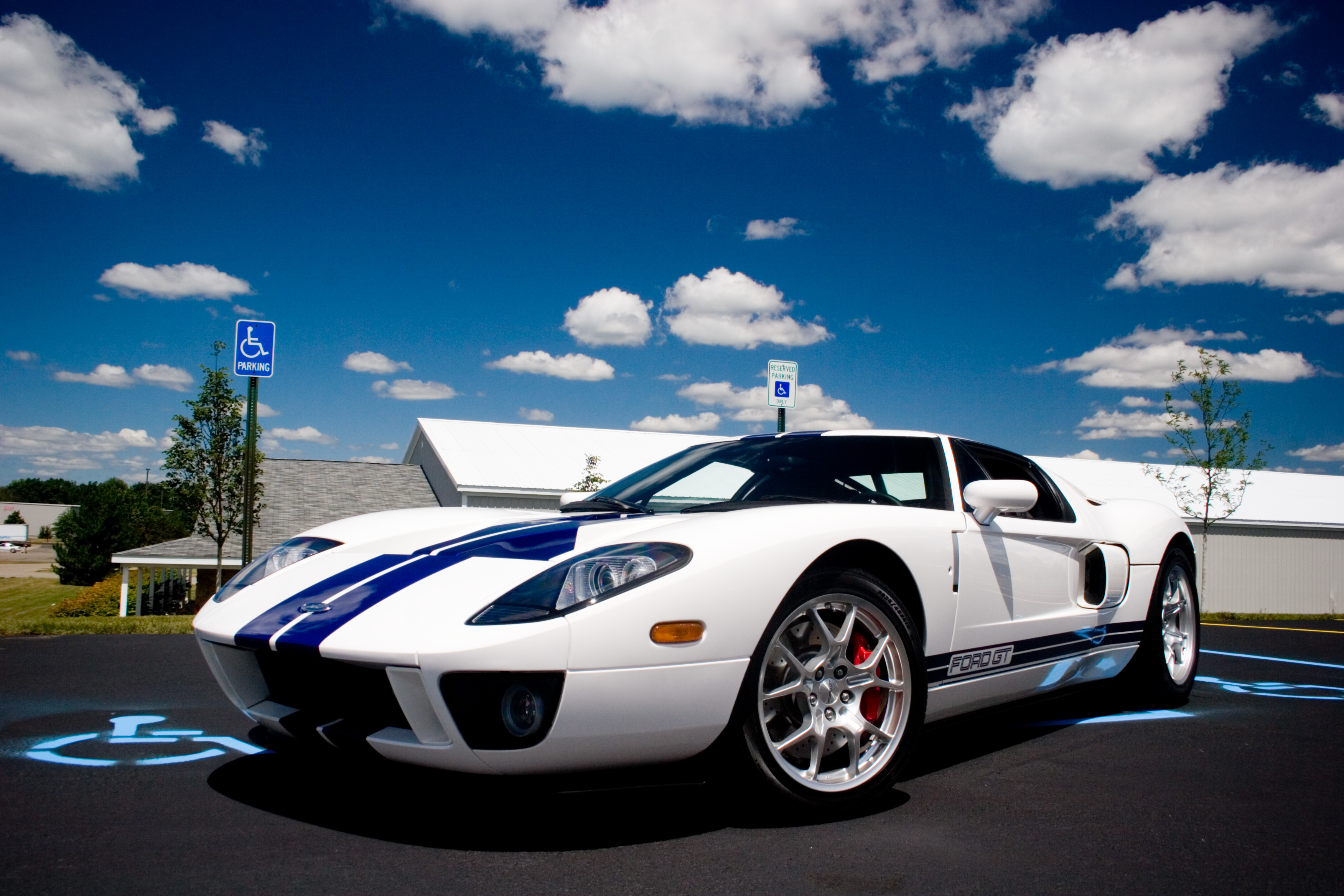 Vehicles   Ford GT Wallpaper 3504x2336