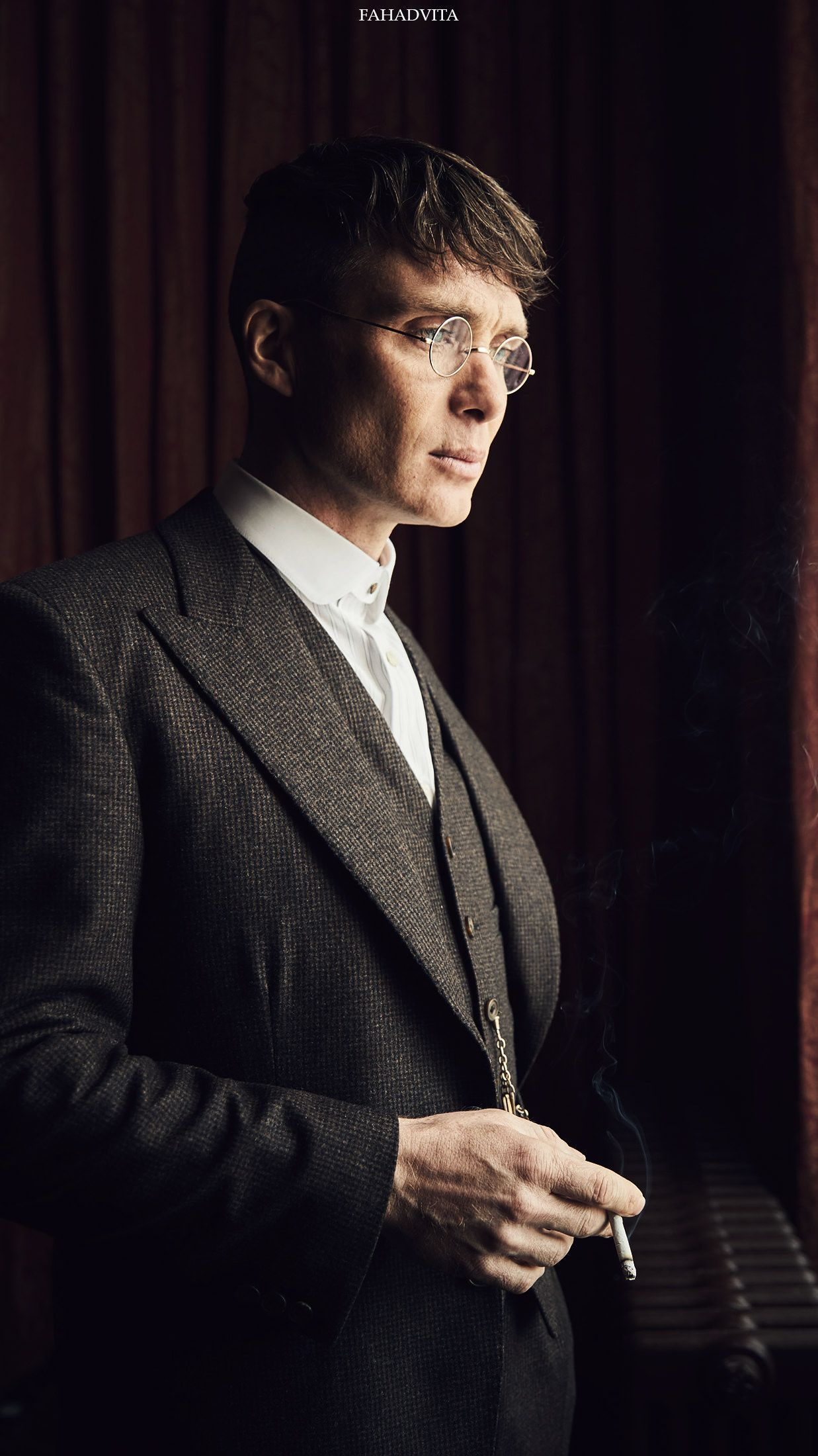 Tommy Shelby Wallpapers   Top Tommy Shelby Backgrounds 1237x2200