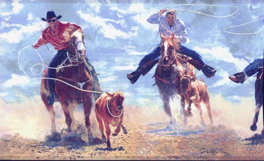 Western Cowboys 525x321