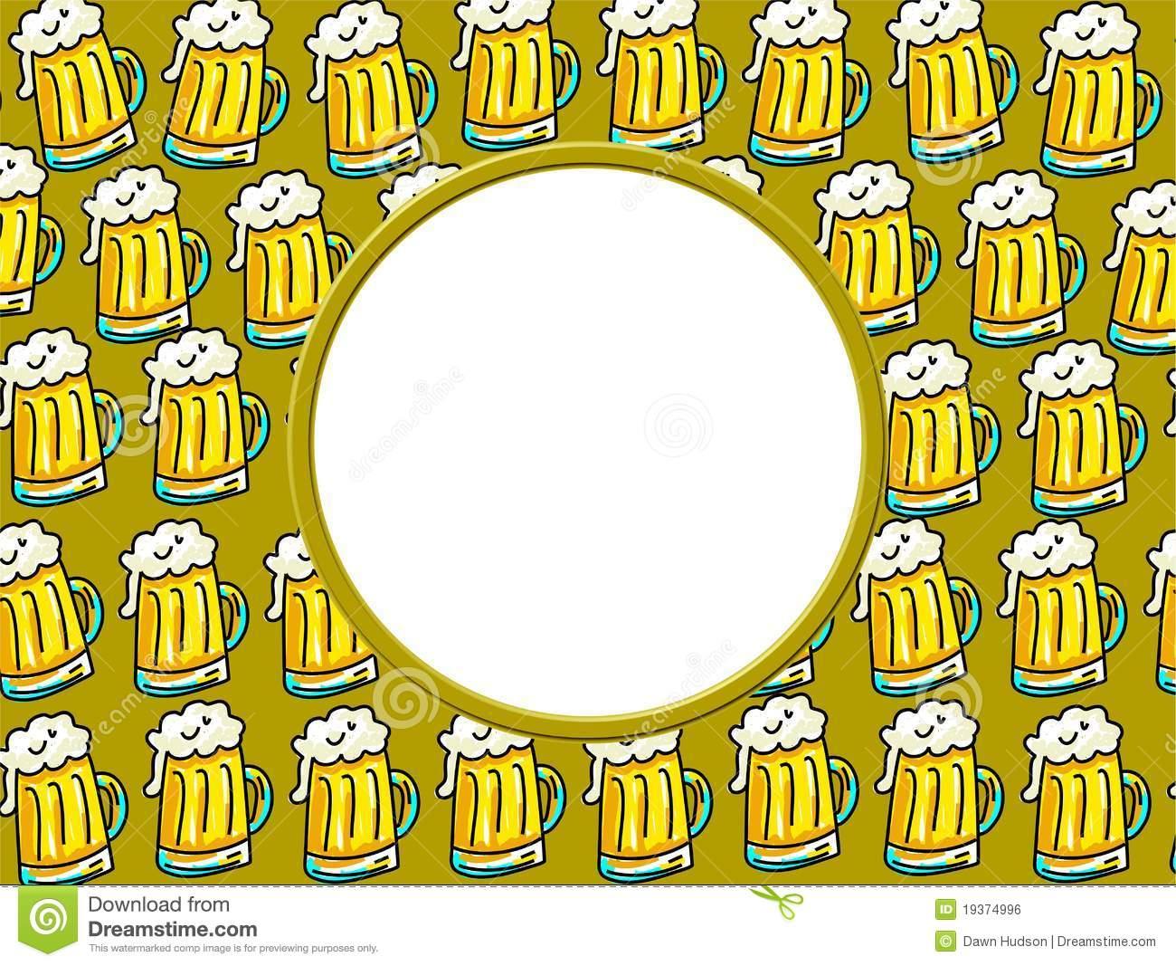 Beer Border 1300x1067