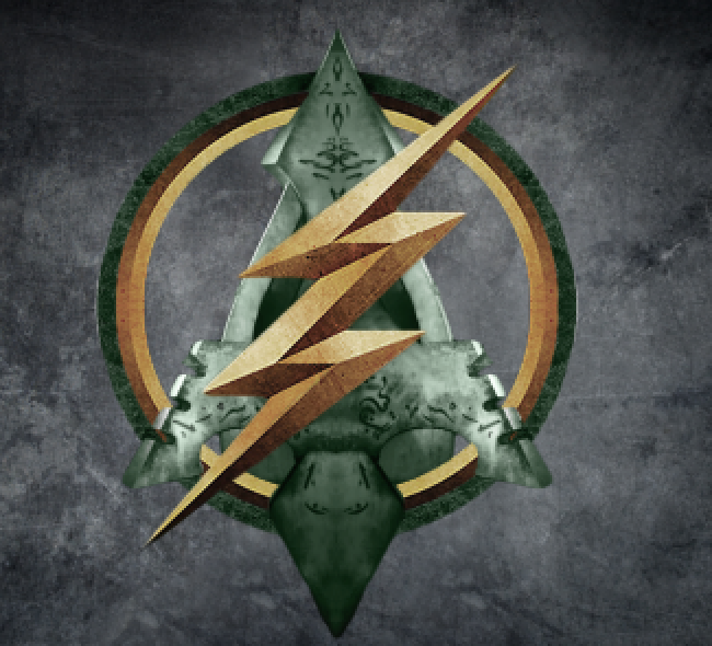 The Flash And Arrow Wallpaper Editorial guide to the flash 650x590