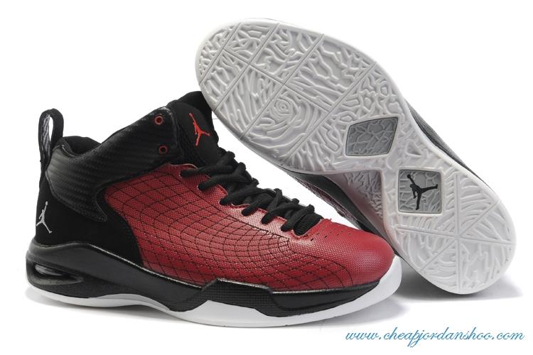 a7095e0bcf4739 Wholesale Air Jordan 23 Retro Shoes Womens Red Black kids foot locker  750x500