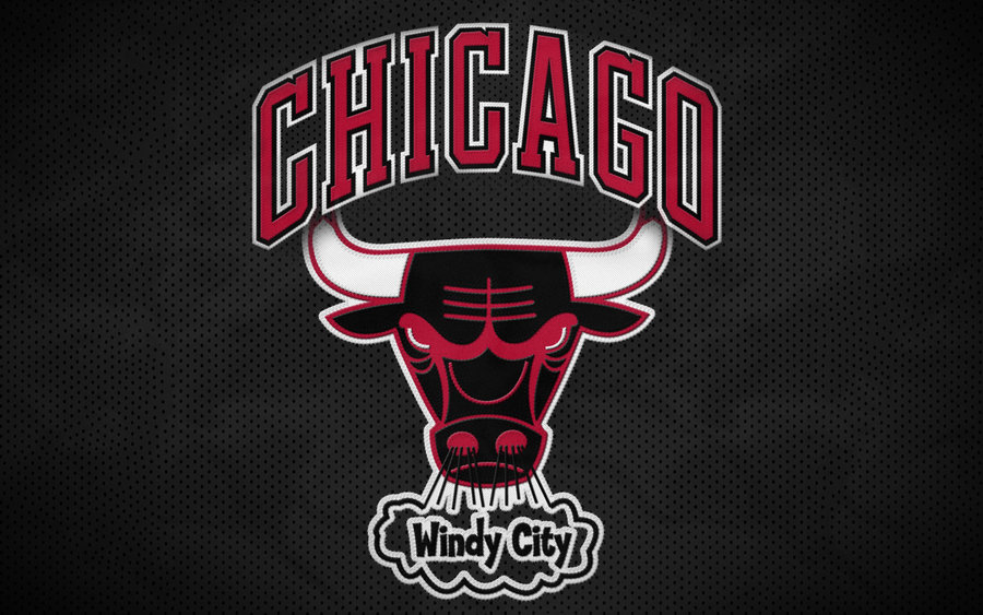 Chicago Bulls Black Wallpaper by kamizzle225 900x563