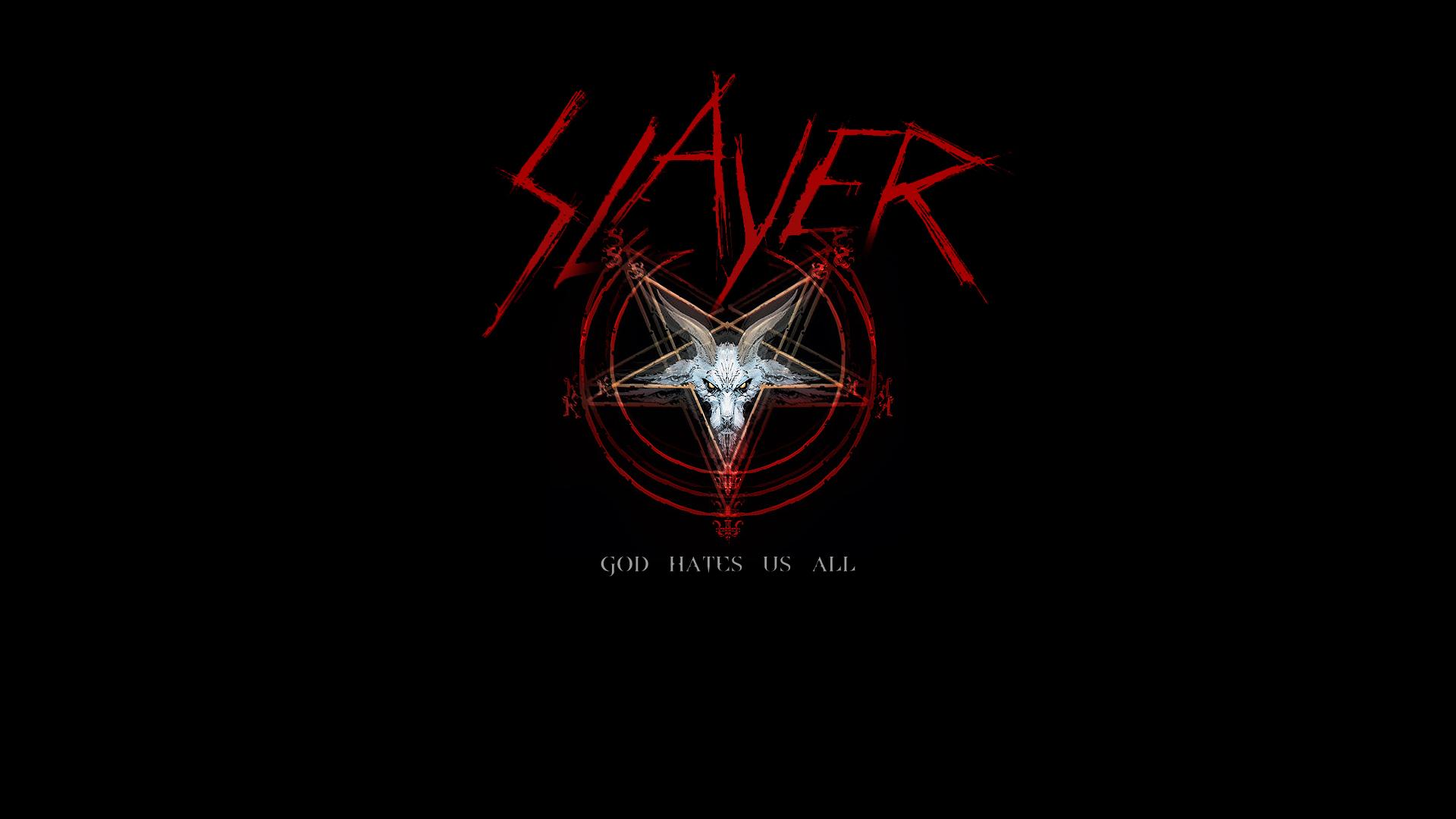 Slayer HD Wallpaper