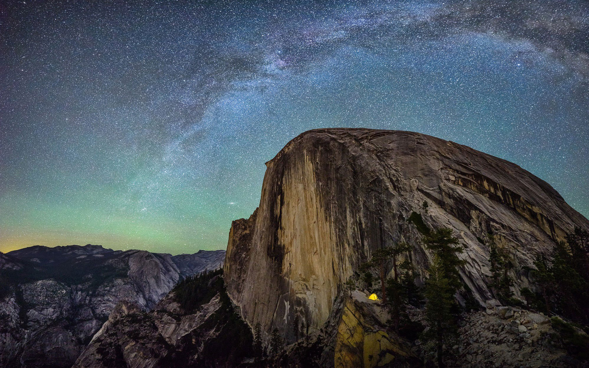 Yosemite Camp Wallpapers HD Wallpapers 1920x1200