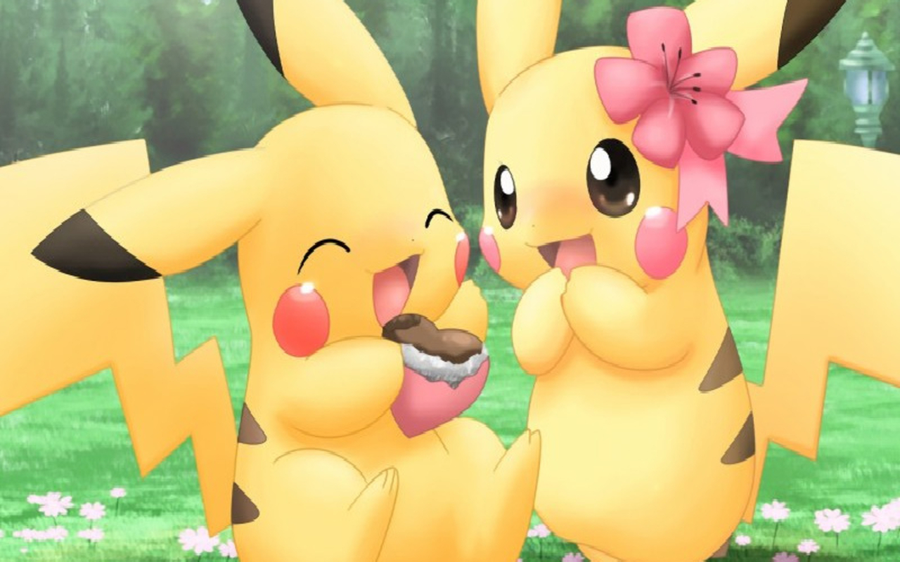 Pikachu Love Pokemon Wallpaper HD 195 Wallpaper High Resolution 1280x800