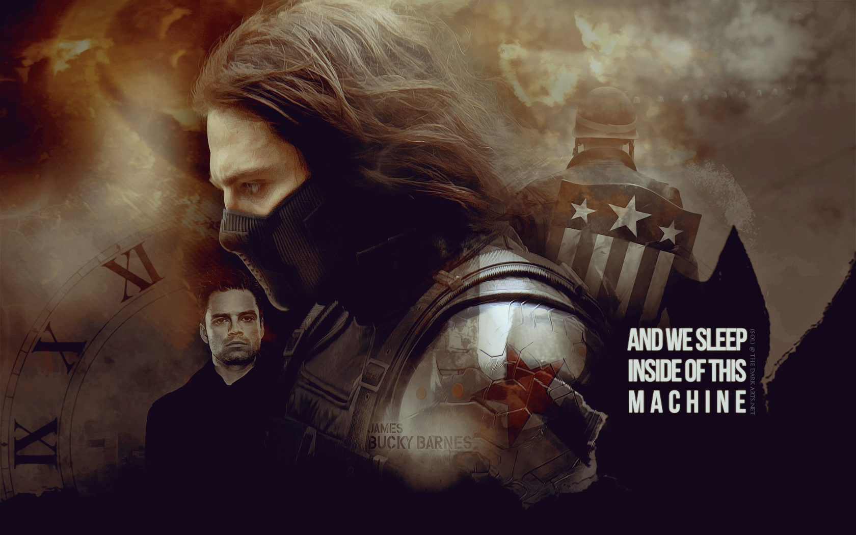 Bucky Barnes winter soldier images Winter Soldier HD wallpaper and 1680x1050