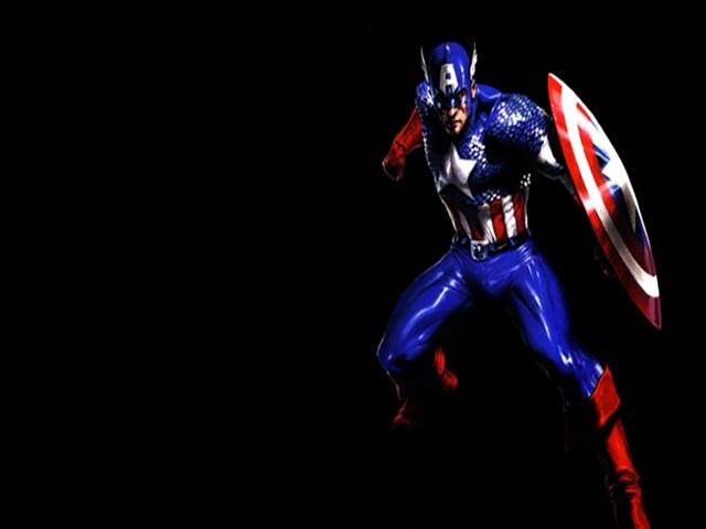 35 Captain America Wallpaper for Desktop 640x480