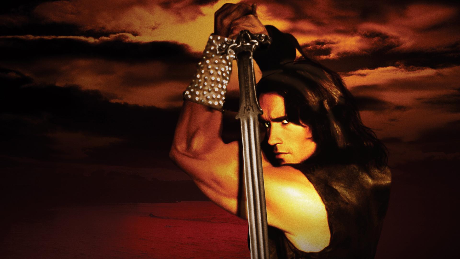 Conan the Barbarian Blu-ray: International Cut Conan the barbarian pictures