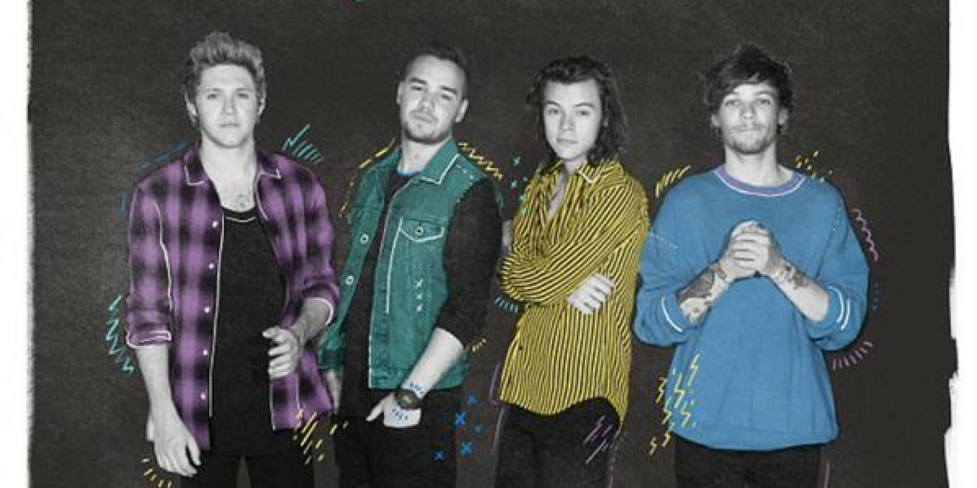 One Direction Release First Official Poster Without Zayn Malik PIC 2000x1000