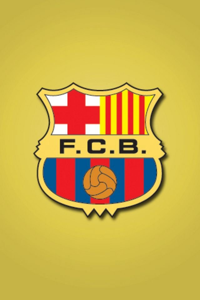 FC Barcelona iPhone Wallpaper HD 640x960
