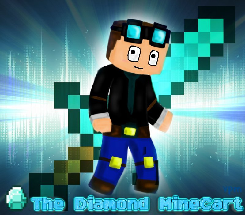Dantdm Logo Wallpaper Dantdm by vampireplaymate 800x702