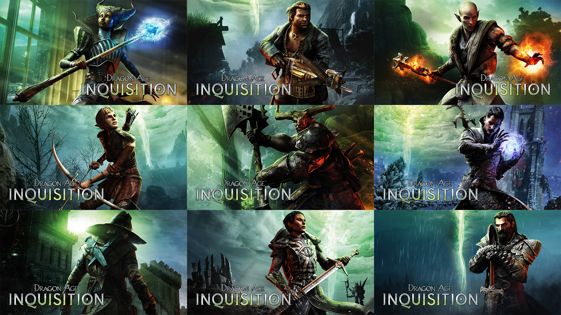 Free Download Dragon Age Inquisition Companion Wallpapers By