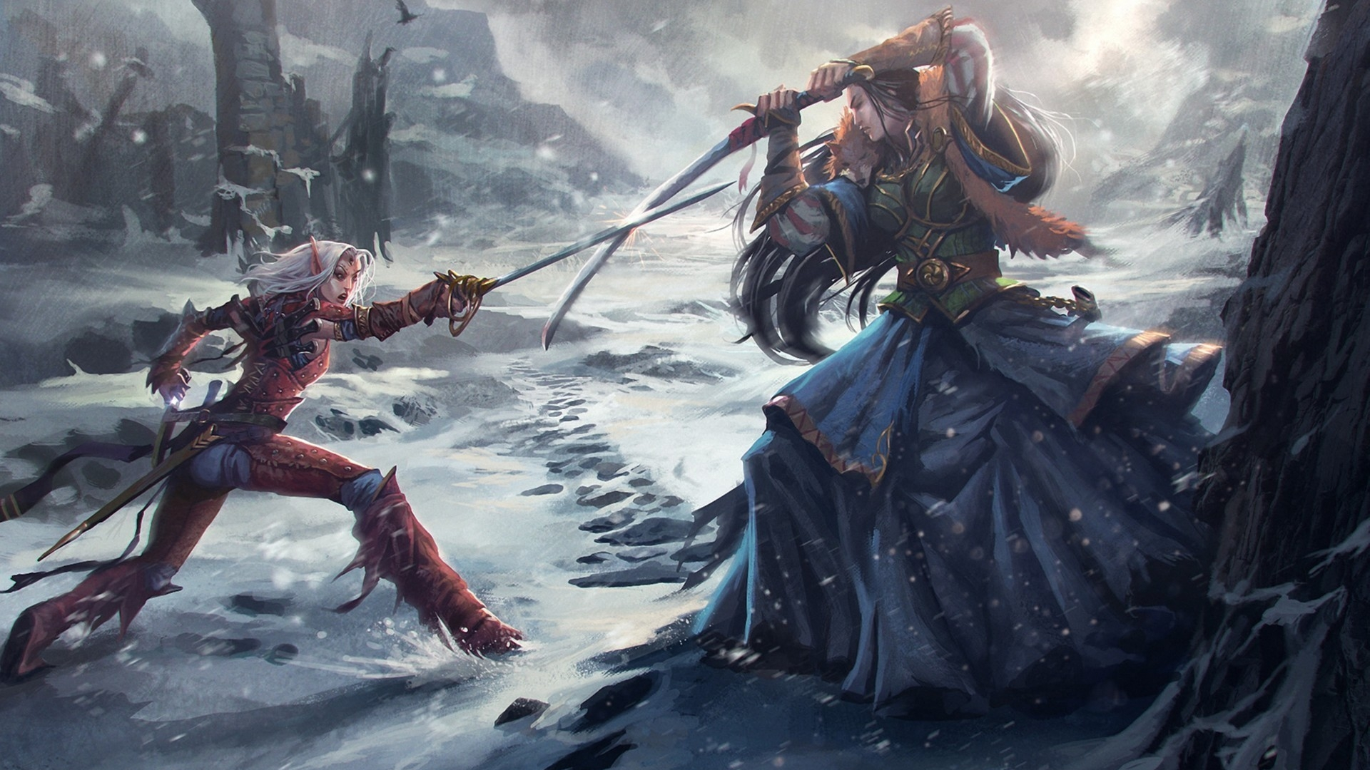 Pathfinder Full HD Wallpaper and Background 1920x1080 1920x1080