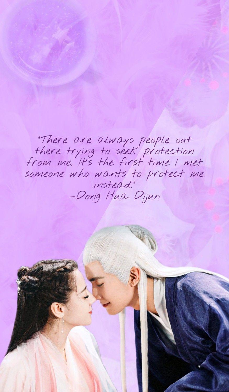 Pin by Dina Dewi on ETERNAL LOVE BY DREAM in 2020 Eternal love 875x1498